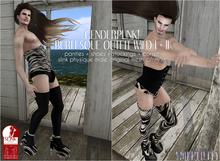 Violetility - Genderpunk! Burlesque Outfit [Wild]