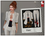 WICKED * Ziggy - Full Outfit (White)