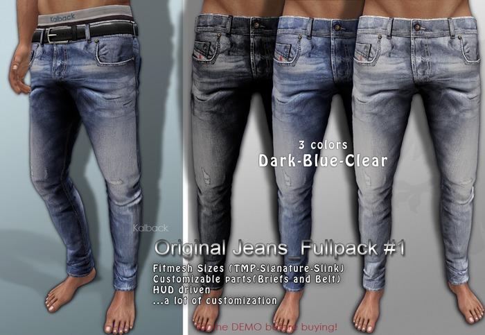 <kalback> Original Jeans_FULLPACK#1