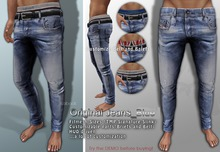 <kalback> Original Jeans_Blue