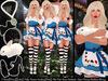 Female Costume - [Alice in wonderland] - Halloween Costume - Alice Costume - Alice Outfit - Halloween Outfit