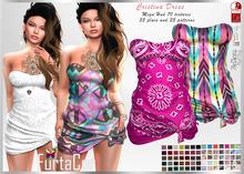 FurtaCor*Cristina Dress