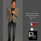 PS Tweed Jacket Outfit