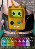 .{PSYCHO:Byts}. GameCat Backpack