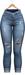 Blueberry - Melanie High Waist Capri Jeans - Maitreya, TMP, Belleza (All), Slink Physique Hourglass ( Mesh ) Ocean Dark
