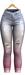 Blueberry - Melanie High Waist Capri Jeans - Maitreya, TMP, Belleza (All), Slink Physique Hourglass - ( Mesh ) Ombre 1