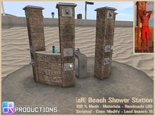 [aR] Beach Shower Station