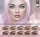 Arte - Milano Eyeshadow Set 04
