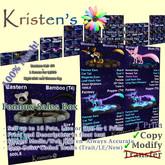 Kristen's @ - Fennux Media Sales Box