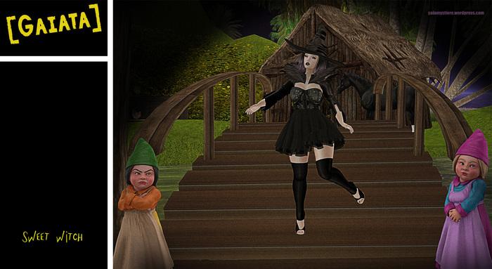 ...:::Gaiata :::... Sweet Witch