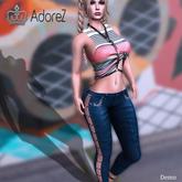 AdoreZ- Tami Pants  DEMO