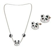 [HC] Panda Jewelry Set