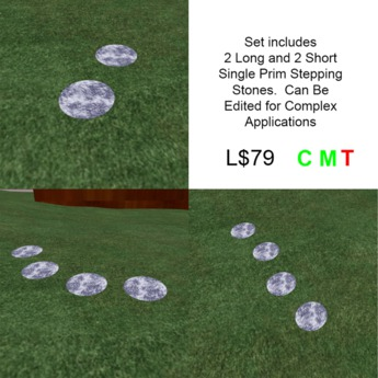 eSseN Low Prim Stepping Stones