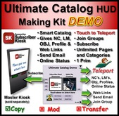 Ultimate Catalog HUD Making Kit DEMO