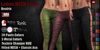 Gas  ladies mesh pants beatric 20x3 colors with hud  ad