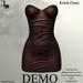 De designs krista dress demo