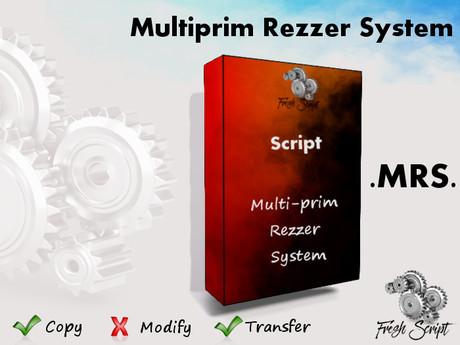 ::jAS:: .MRS. Multiprim Rezzer System