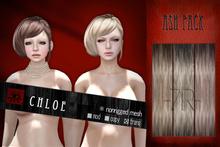 [Uw.st -7R-]  Chloe-hair  Ash pack