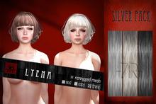 [Uw.st -7R-]  Lyena-hair  Silver pack