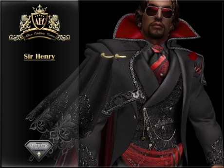 !AEC! Sir Henry - AESTHETIC Special Edition