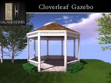 Cloverleaf Gazebo