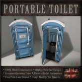 PORTABLE TOILET (Porta Potty) MESH
