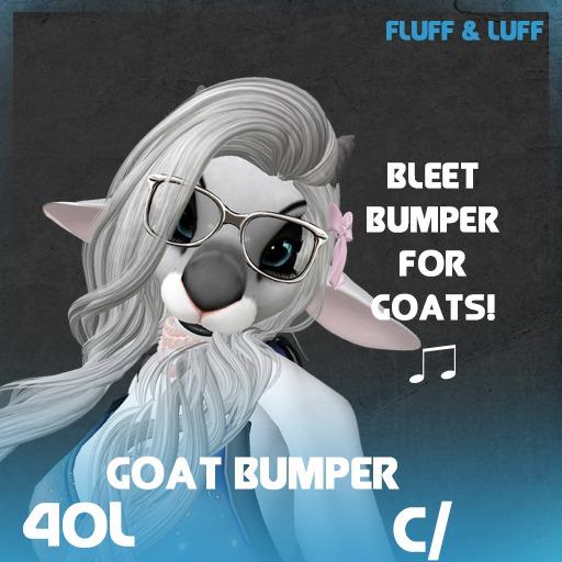 F&L - Goat Bumper