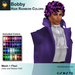 A&A Bobby Hair Rainbow Colors Pack. Rockstar mens mesh hairstyle