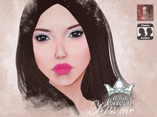 ::White Queen:: lipstick -  kiss me - eve