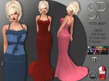 .:SP:. Moira Mermaid Corset Dress v1.0