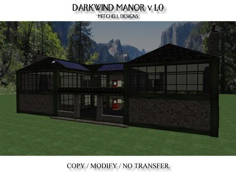 Darkwind Manor v1.0 UPDATE
