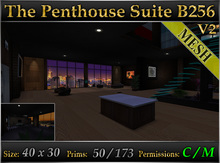 The Penthouse Suite B256 *Fully Furnished* Urban Loft Skybox