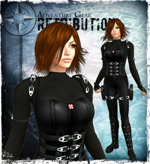 Second Life Marketplace Ag Alice Resident Evil Retribution