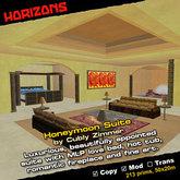 HORIZONS Scene - Honeymoon Suite