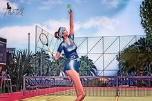 .:: Pose Talk ::. Tennis Pose