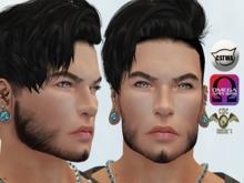 .:: CDC Face Beard Black 25* Catwa /  Omega