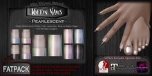 DP - Koffin Nails - FatPack - Pearlescent (Boxed)