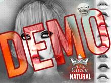 ::White Queen:: natural lipstick  - catwa DEMO