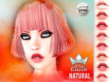 ::White Queen:: natural lipstick  - catwa