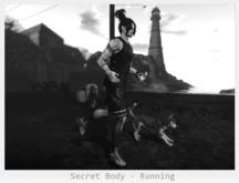 Secret Body - Running - pose
