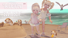 * {.:Little Stars.:} * Iridescent Swimsuit FATPACK {non-fitted TD B&K}