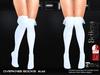 :: Wretch :: Overknee Socks Blue
