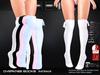 Overknee socks fatpack