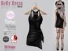 Kelly Dress Black