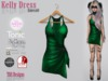 Kelly Dress Emerald