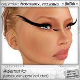 [ glow ] studio designs - Avatngarde. eyelashes - Ademonia
