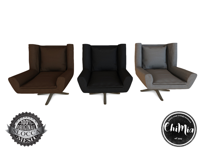 ChiMia:: Overtime Chair (PG) FAT PACK