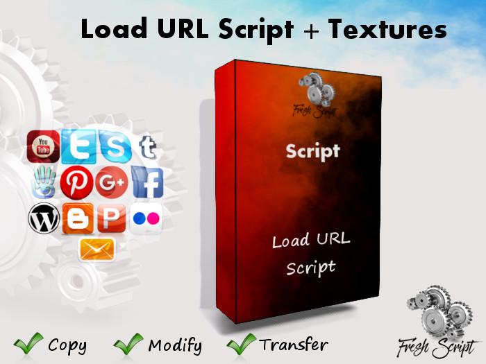 ::jAS:: Load URL Script + Textures