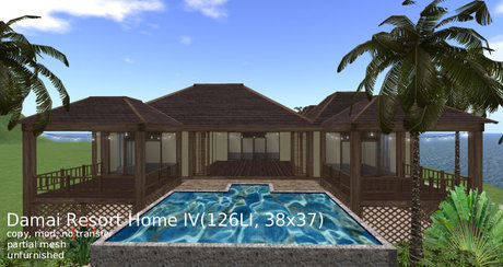 Damai Resort Home IV(126LI, 38x37)
