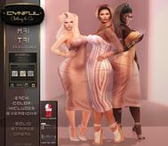 [Cynful] Mai Tai - DEMO [Maitreya Lara, Belleza (Isis, Freya + Venus), Slink (Physique + Hourglass)]